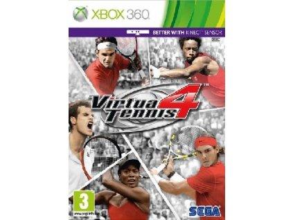 XBOX 360  Virtua Tennis 4