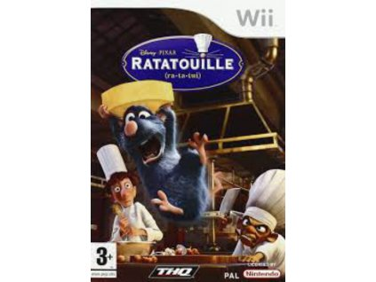 Wii Ratatouille