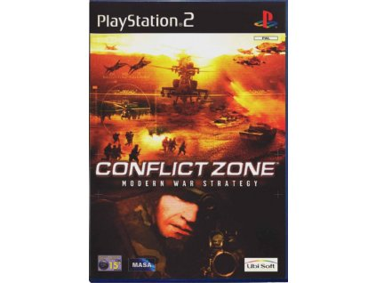 PS2 Conflict Zone