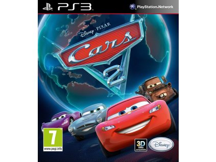 PS3 Cars 2