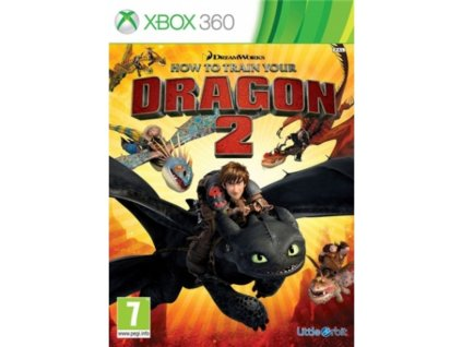 XBOX 360 How to Train Your Dragon 2