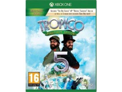 XBOX ONE Tropico 5 Penultimate Edition