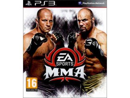 PS3 EA Sports MMA Mixed Martial Arts