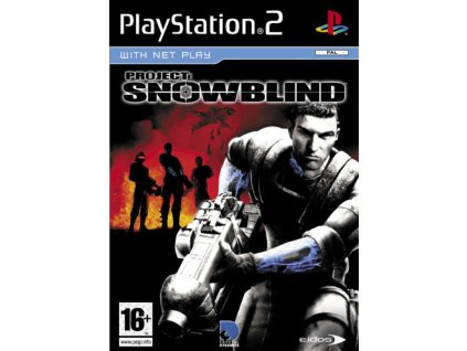PS2 Project Snowblind