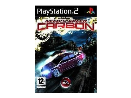 PS2 Need for Speed: Carbon