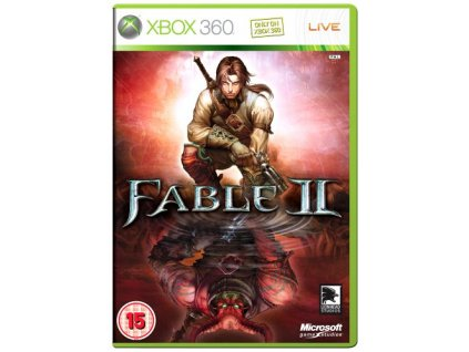 XBOX 360 Fable 2 CZ