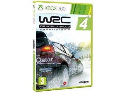XBOX 360 WRC 4: World Rally Championship