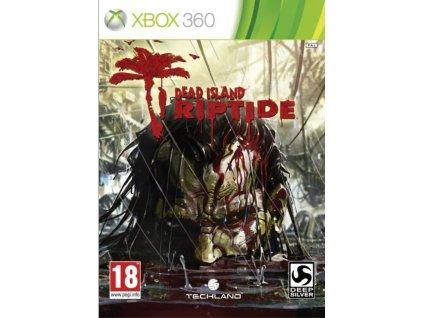 Xbox 360 Dead Island: Riptide