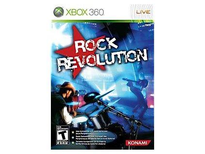 XBOX 360 Rock Revolution