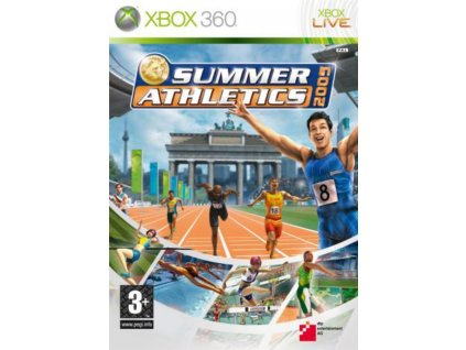 XBOX 360 Summer Athletics 2009