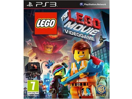 PS3 The LEGO Movie Videogame