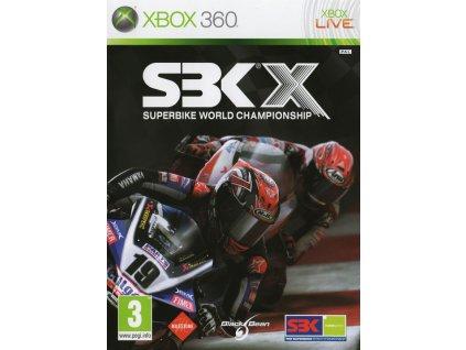 XBOX 360 SBK X