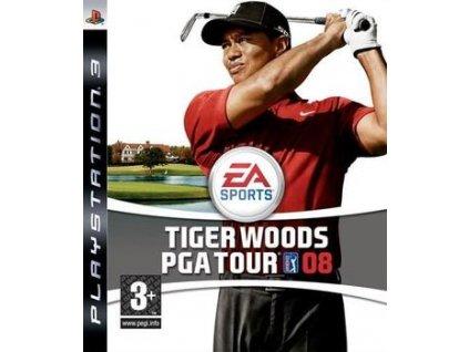 PS3 Tiger Woods PGA Tour 08
