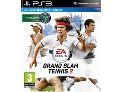 PS3 Grand Slam Tennis 2