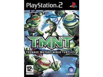 PS2 TMNT Teenage Mutant Ninja Turtles