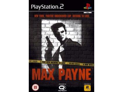 PS2 Max Payne