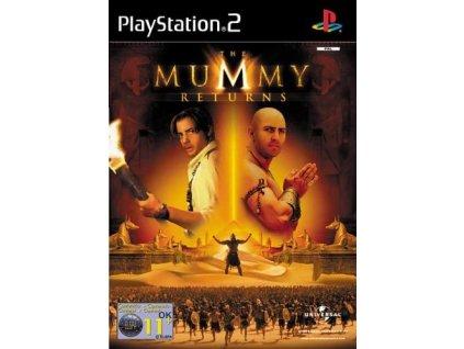 PS2 The Mummy Returns