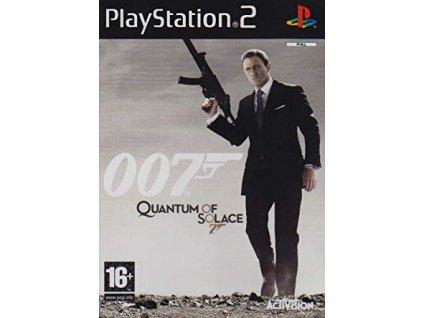 PS2 007: Quantum of Solace