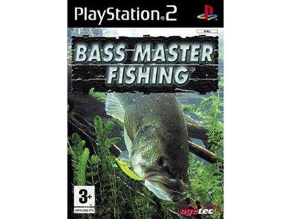 PS2 Bass Master Fishing