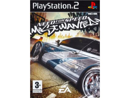 PS2 Need Speed Most Wanted ps2