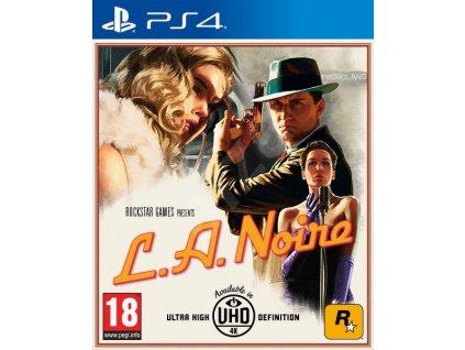 PS4  L.A. Noire