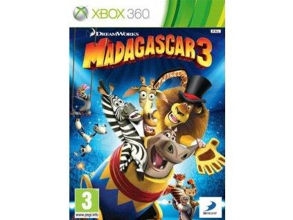 XBOX 360 Madagascar 3