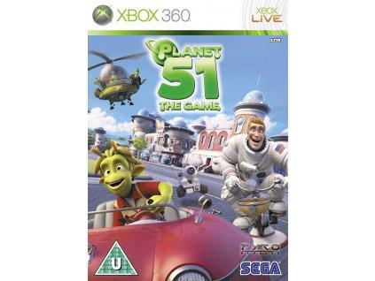 XBOX 360 Planet 51