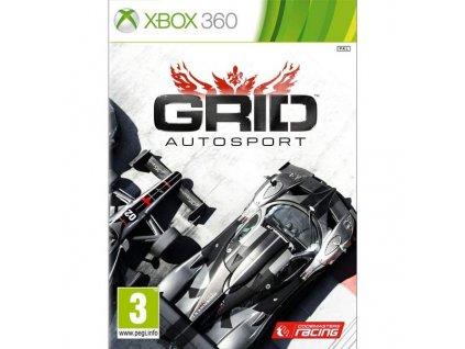 XBOX 360 Race Driver: GRID Autosport