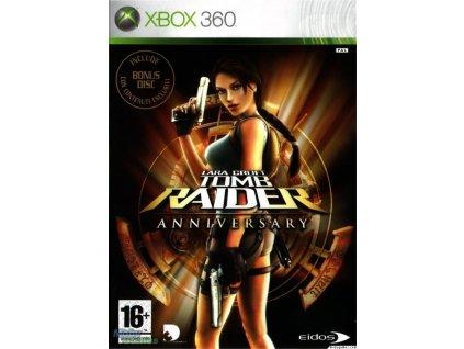 XBOX 360 Tomb Raider Anniversary