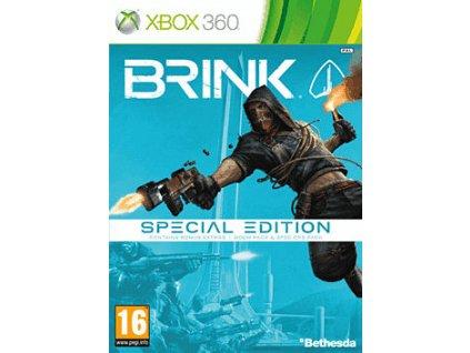 XBOX 360 Brink (nová)