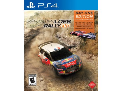 PS4 Sébastien Loeb Rally EVO (Day 1 Edition)