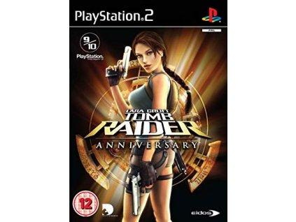 PS2 Tomb Raider Anniversary