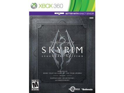 XBOX 360 The Elder Scrolls 5: Skyrim LEGENDARY EDITION