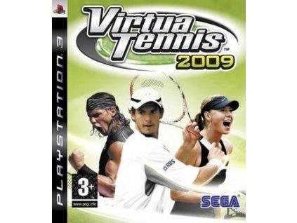 PS3 Virtua Tennis 2009
