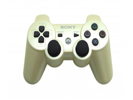 dualshock 3 cream white