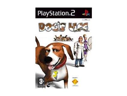 PS2 Dog's Life