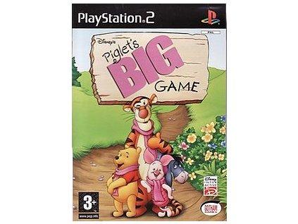 PS2 Piglet's Big Game