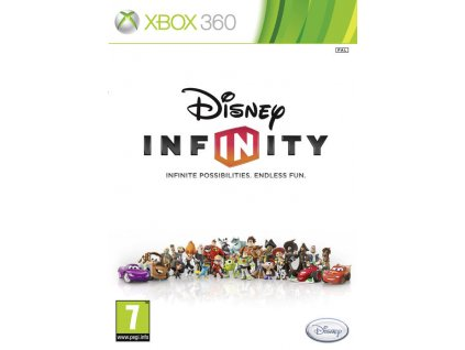 XBOX 360 Disney Infinity (pouze hra)
