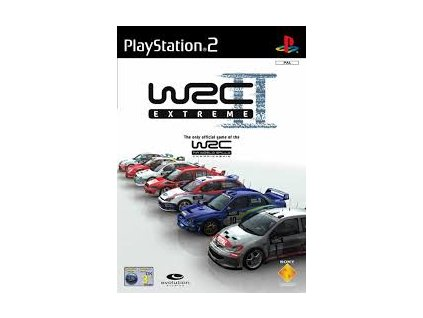 PS2 World Rally Championship II Extreme