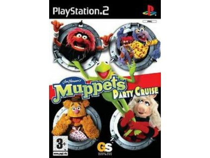PS2 Muppets Party Cruise