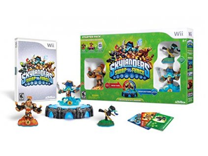 Wii Skylanders: Swap Force (Starter Pack)