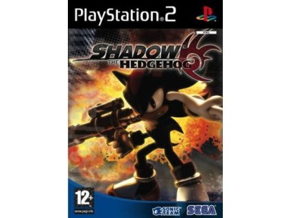 PS2 Shadow the Hedgehog