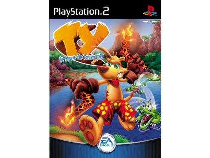 PS2 Ty the Tasmanian Tiger