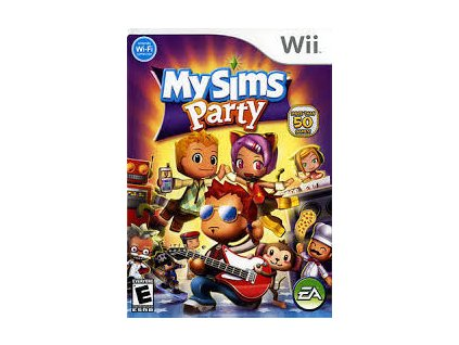 Wii MySims Party