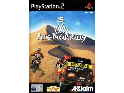 PS2 Paris Dakar Rally