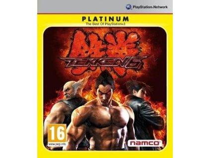 PS3 Tekken 6 PLATINUM
