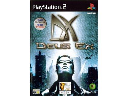 PS2 Deus Ex