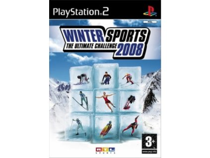 PS2 Winter Sports 2008