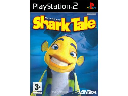 PS2 Shark Tale
