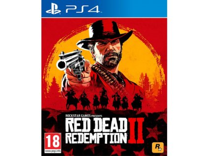 PS4 Red Dead Redemption 2 ps4